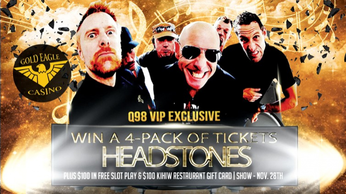 Win headstones tickets q98 your 1 all hit music station win headstones tickets m4hsunfo